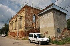 Stryi synagogue