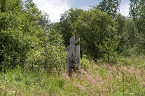 Stryi - mass grave site