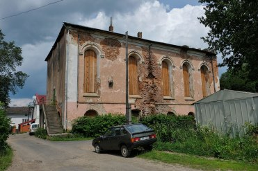 Bolekhiv synagogue