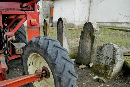 Alexandreni Jewish cemetery, Moldova