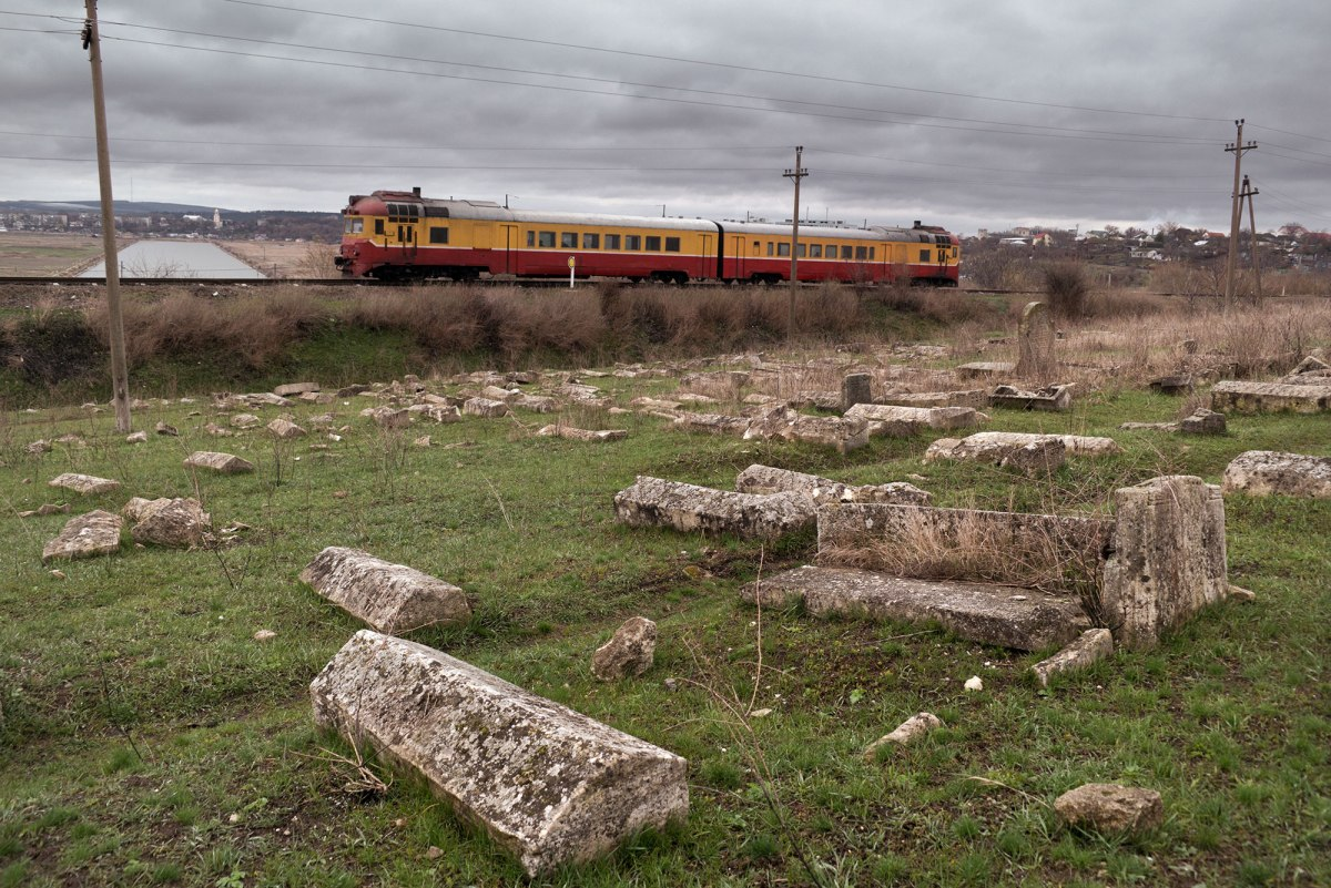 Bălţi Jewish cemetery, Moldova
