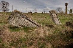 Berezhany Jewish cemetery, Ukraine