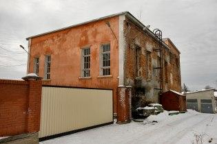 Rozdil synagogue, Ukraine