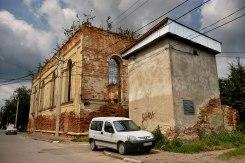 Stryi synagogue, Ukraine