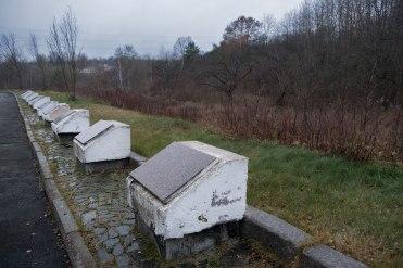 Rivne - Holocaust memorial