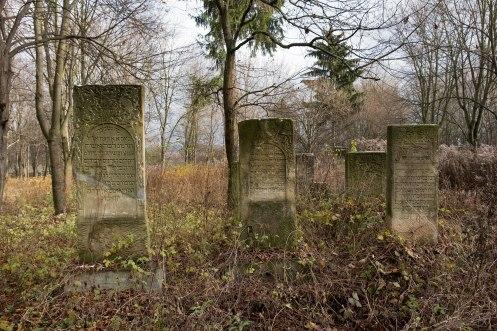 Ostroh - Jewish cemetery