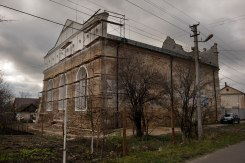 Ostroh - Great Synagogue