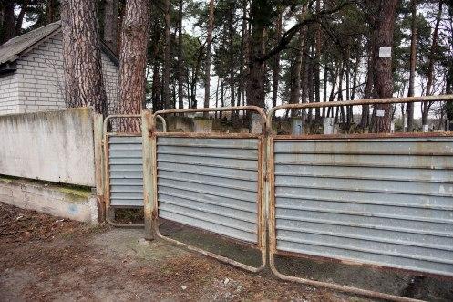 Slavuta - Jewish cemetery