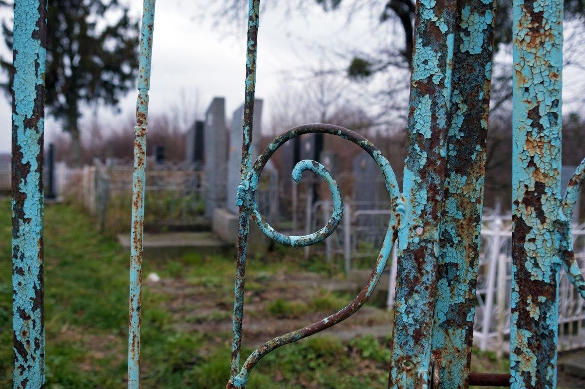 Shepetivka - Jewish cemetery