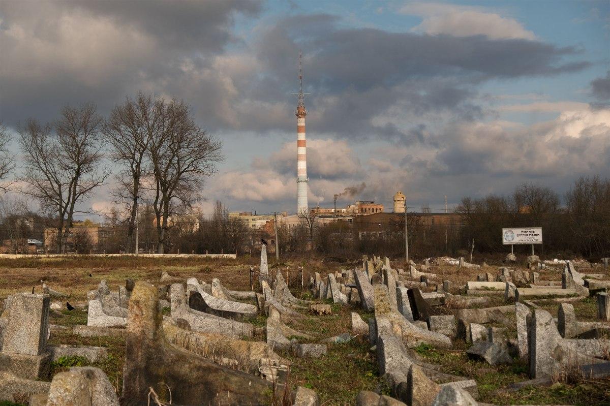 Berdychiv - Jewish cemetery