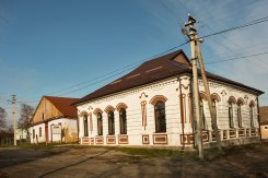 Medzhybizh - synagogue