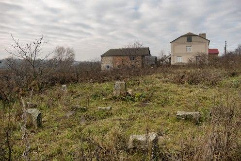 Volochysk - Jewish cemetery