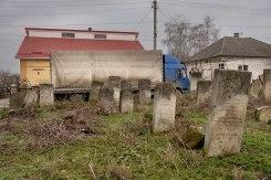 Zbarazh - new Jewish cemetery