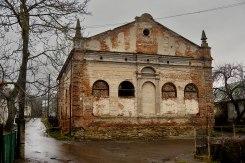 Staryi Sambir - synagogue