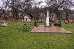 Khyriv - former Jewish cemetery