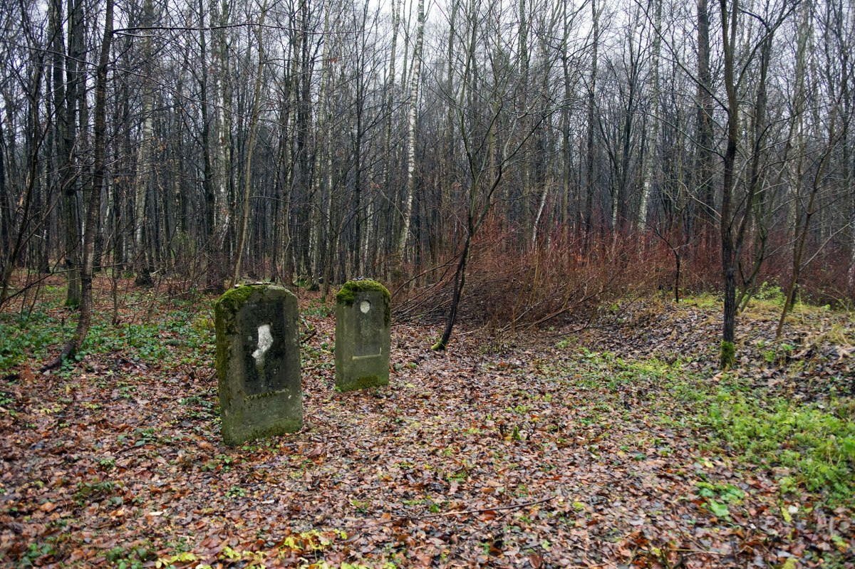 Ralivka - mass killing site