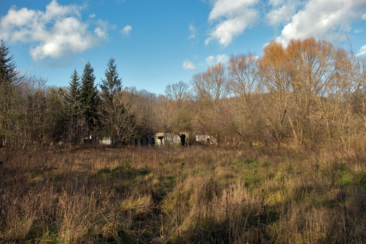 Janowska concentration camp site