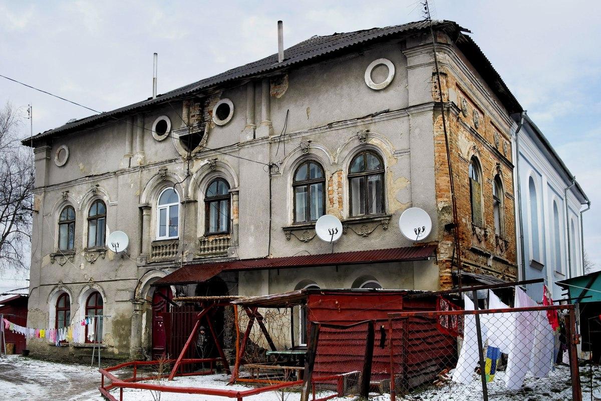 Busk, Galicia in Ukraine - Great Synagogue