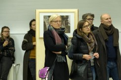 Bochum exhibition opening
