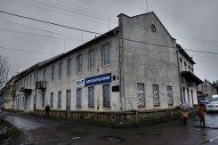 Uzhhorod - Radvanka synagogue