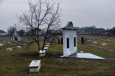 Mukachevo - old Jewish cemetery