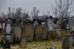 Uzhhorod - old Jewish cemetery