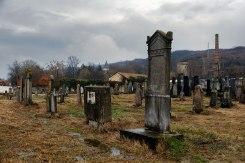 Berehove - Jewish cemetery