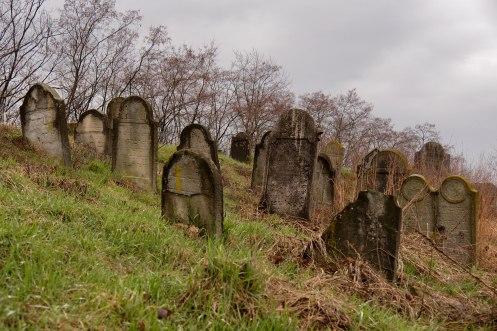 Khmilnyk - Jewish cemetery