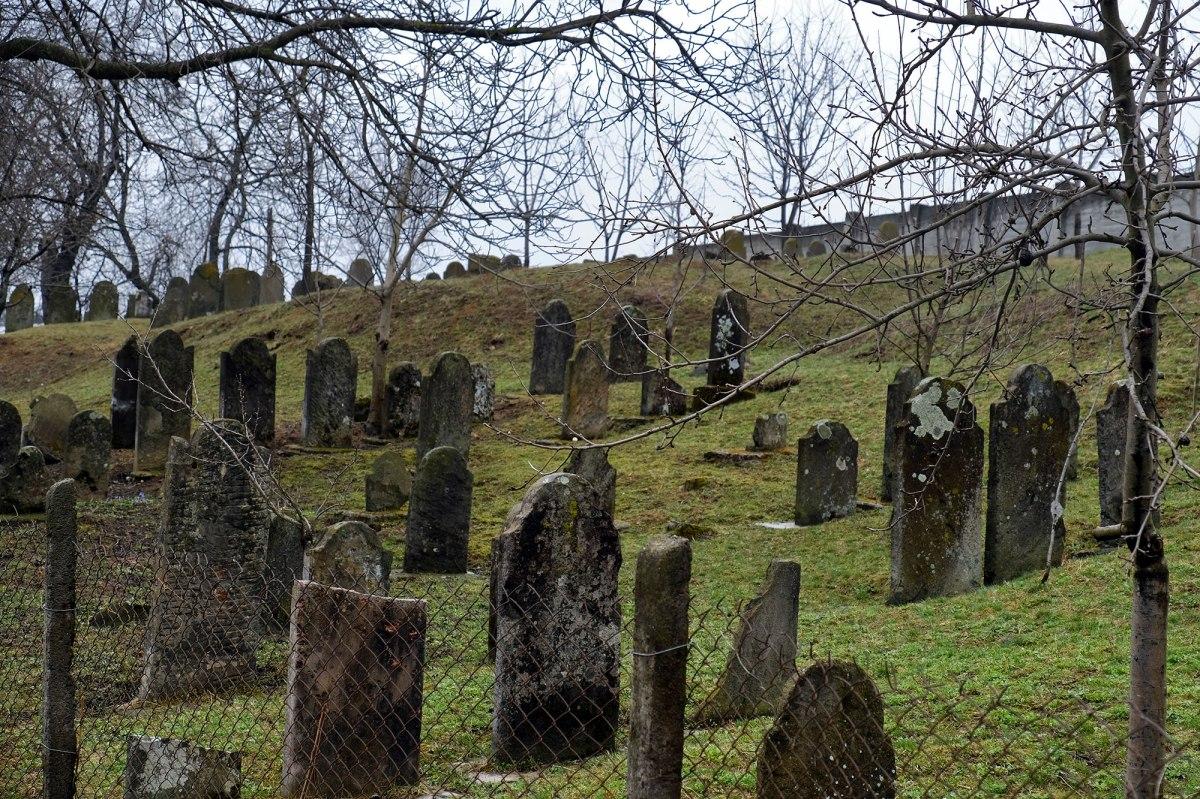 Slitse - Jewish cemetery