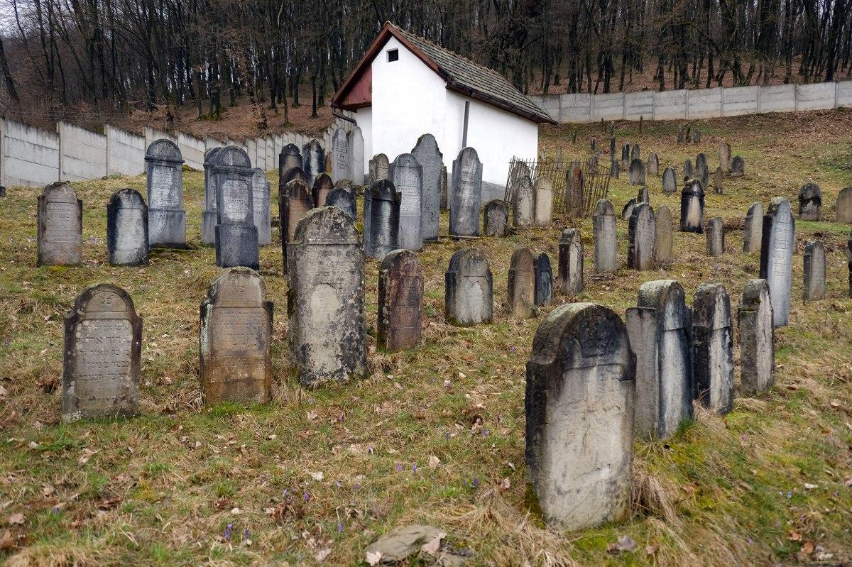Irshava - Jewish cemetery