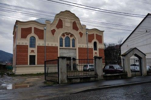 Vynohradiv - synagogue
