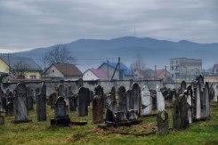 Khust - Jewish cemetery
