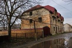 Solotvyno - synagogue