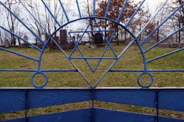 Solotvyno - new Jewish cemetery