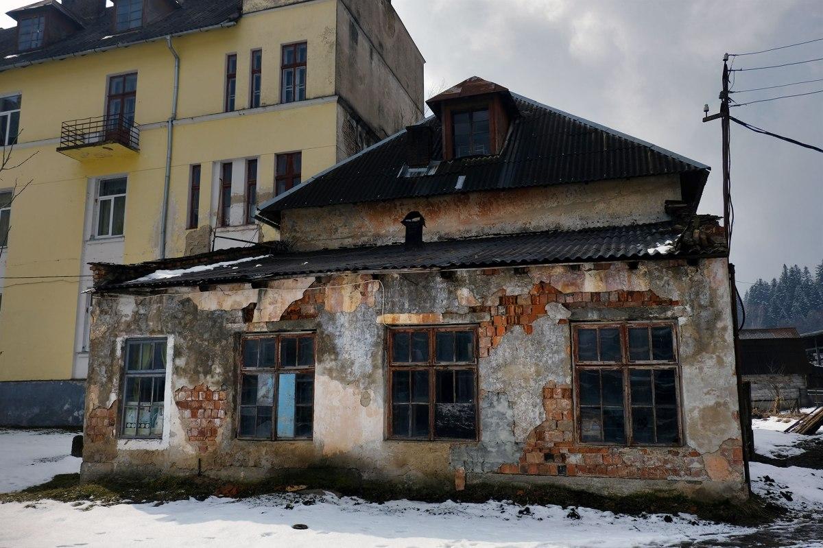 Beit midrash in Boryslav