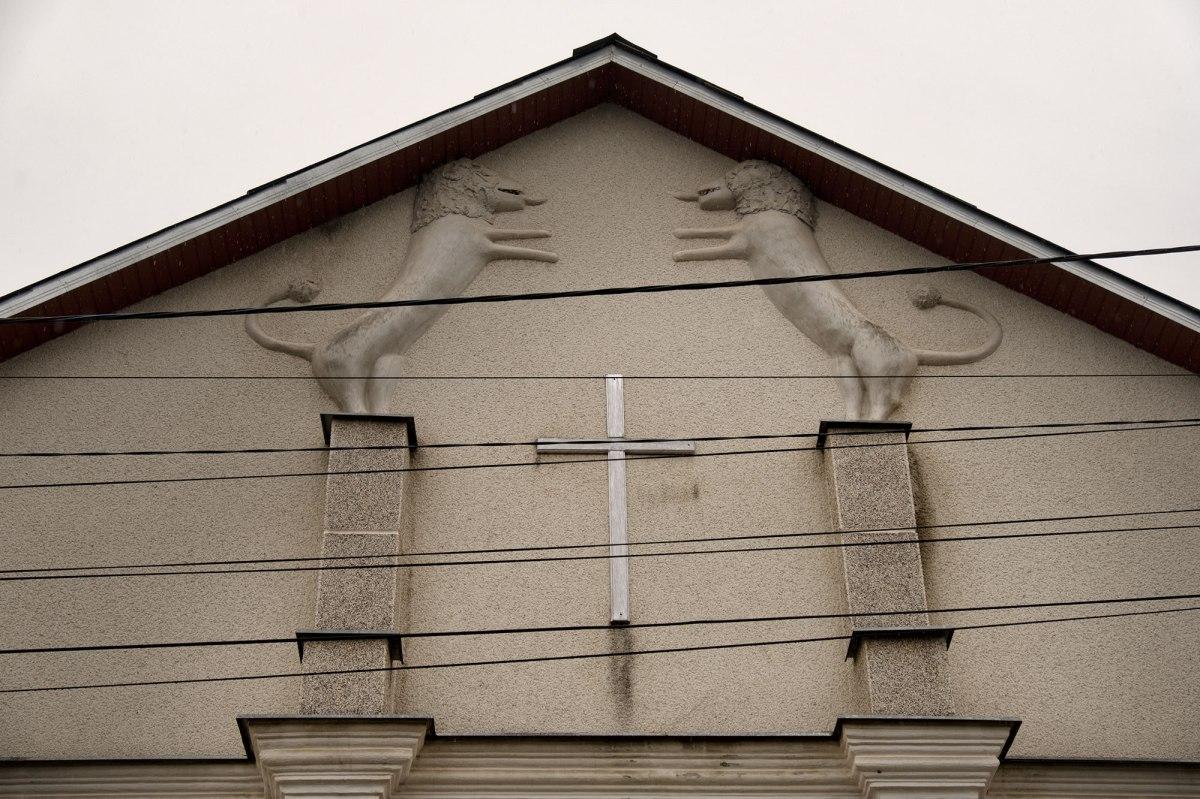Velykyi Bychkiv -former synagogue