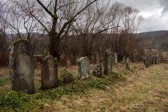 Velykyi Bychkiv - Jewish cemetery
