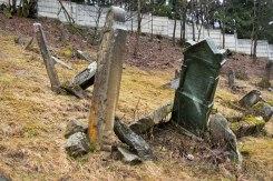 Rakhiv - Jewish cemetery