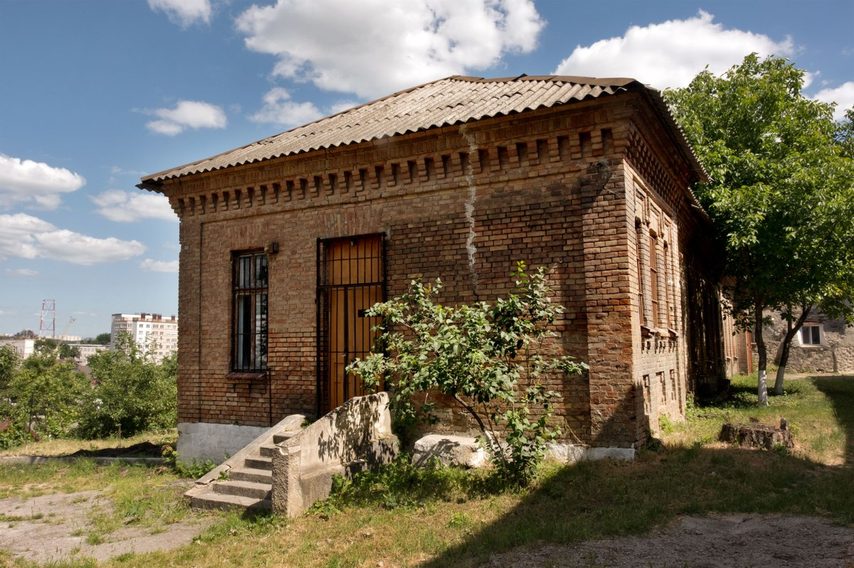 Chişinău - former synagogue of the Jewish hospital