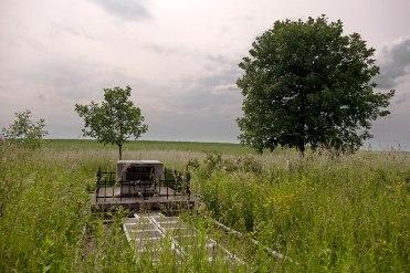 Rohatyn - eastern mass grave site