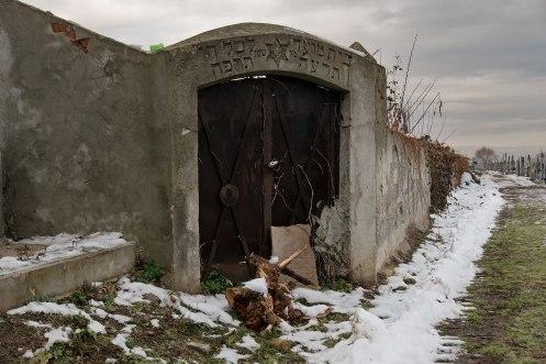Chortkiv - cholera epidemic cemetery