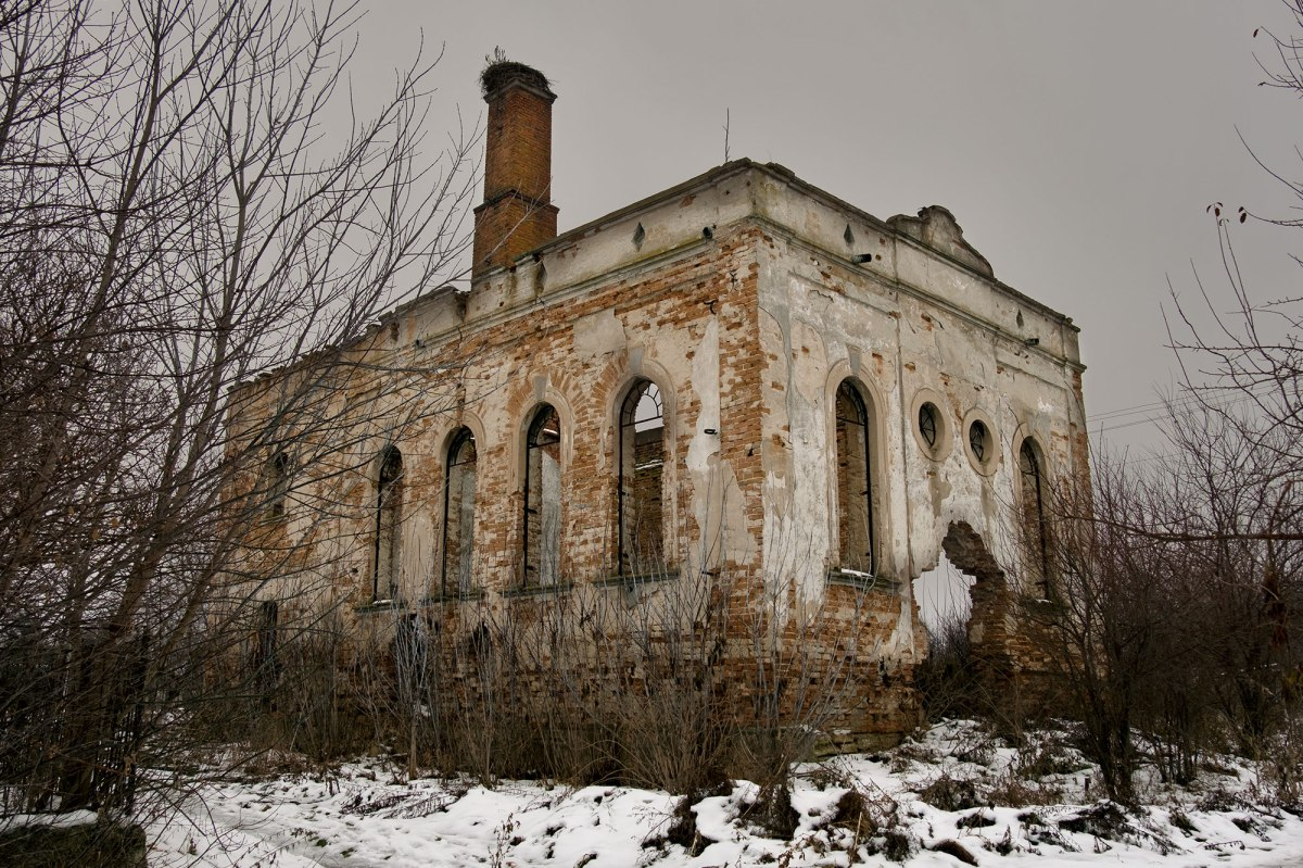Probizhna synagogue