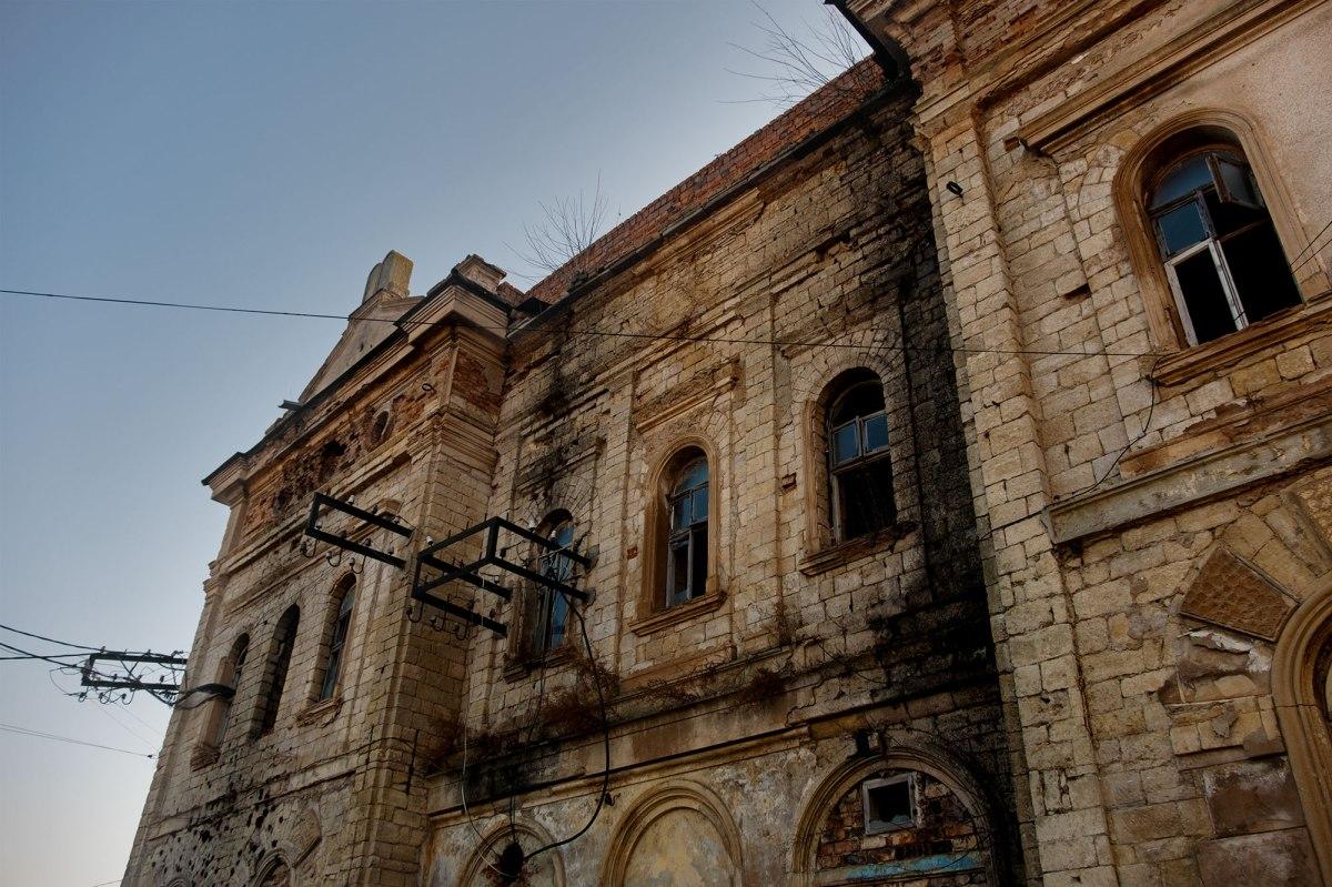 Zalishchyky - Great Synagogue