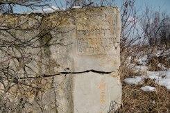 Ozeryany - Jewish cemetery