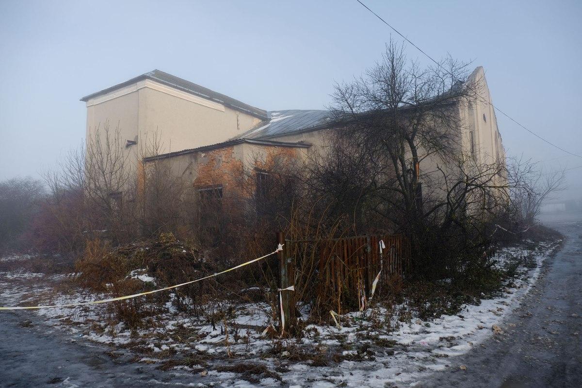 Skalat synagogue