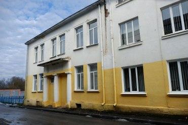 Terebovlia - former synagogue