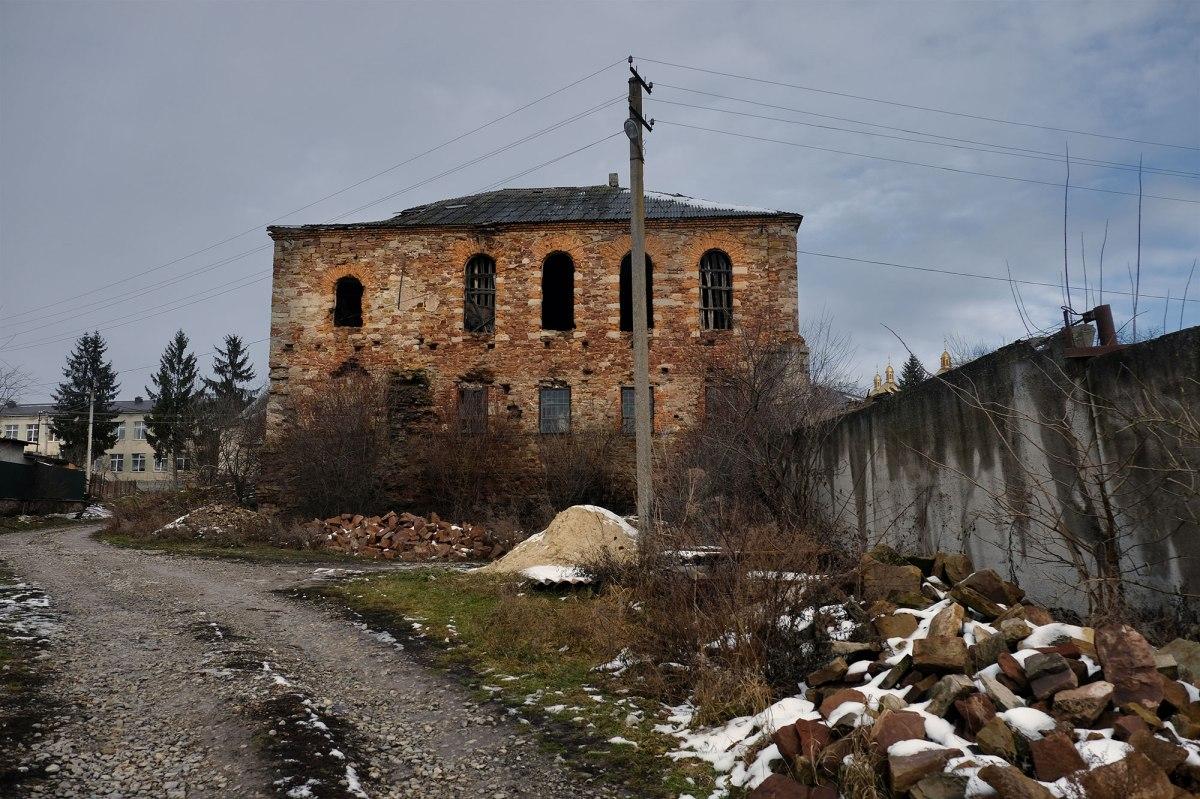 Strusiv synagogue