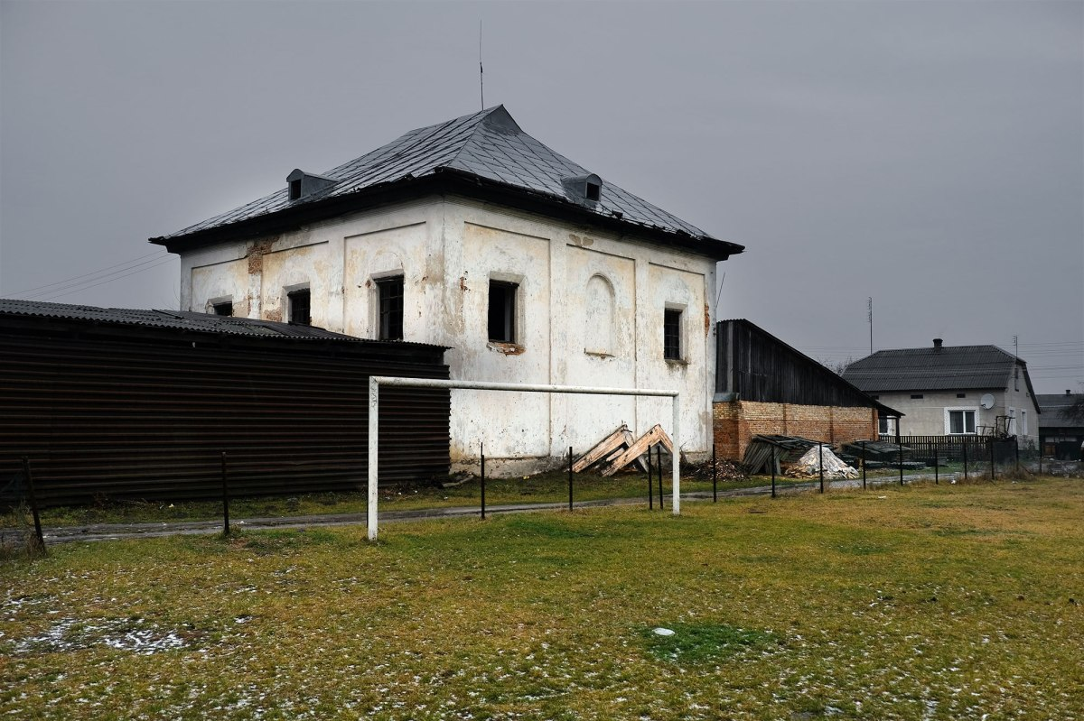 Toporiv synagogue