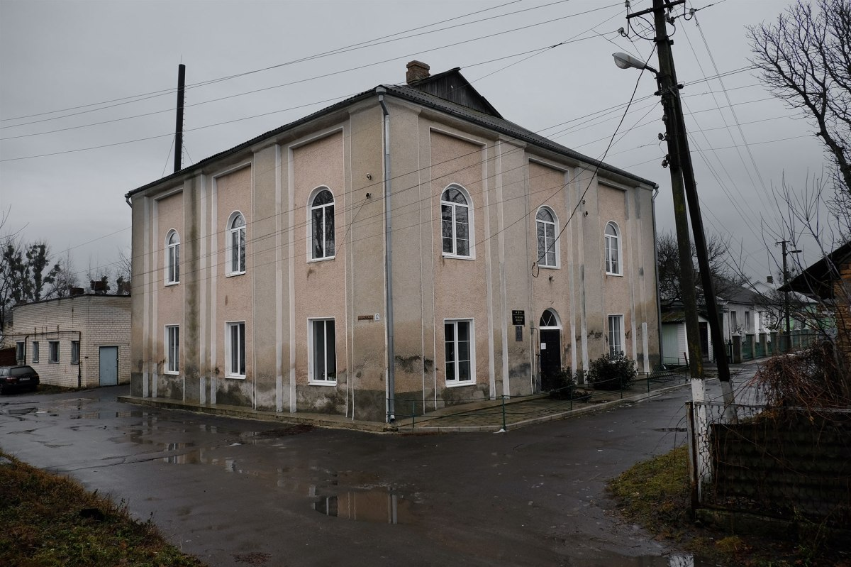 Berestechko synagogue