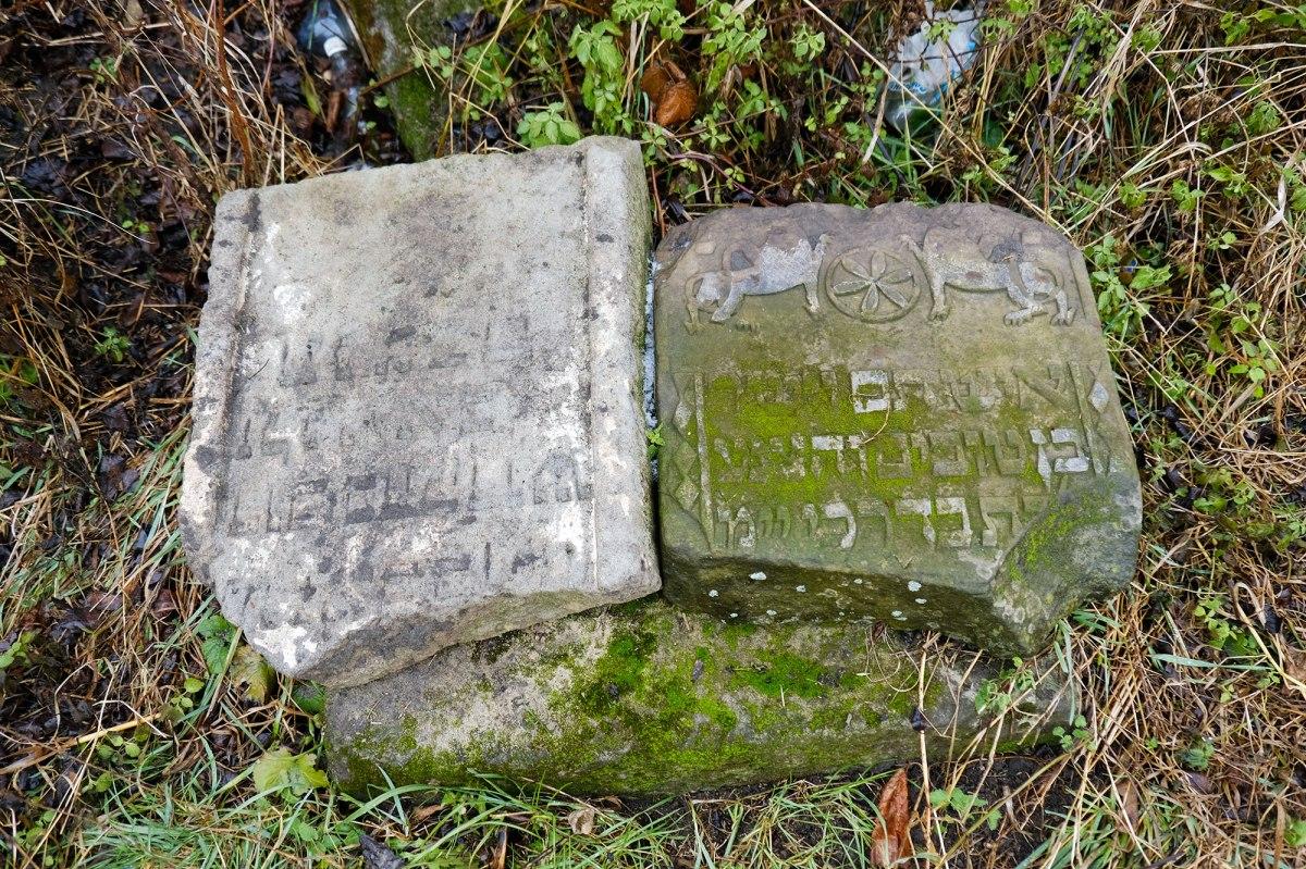 Berestechko Jewish cemetery